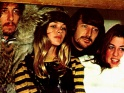The Mamas &amp; The Papas, zleva John Phillips, Michelle Gilliam, Denny Doherty a &quot;Mama&quot; Cass Elliot, 1967